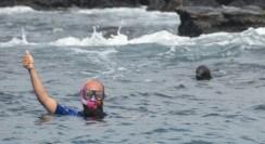 Sea Lion and Sean