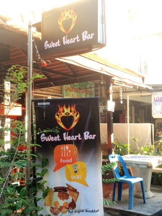 Sweet Heart Bar