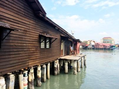 The Chew Clan Jetties - Penang