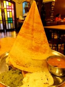 Gosa - Indian bread