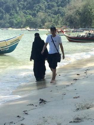 Beach attire - Monkey Beach Penang