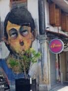 Artwork in Penang