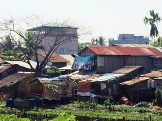 Homes in Yangon