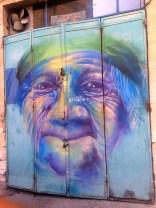 Artwork in Jerusalem