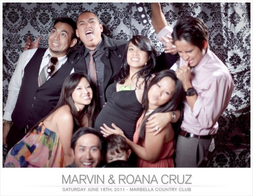 marvin & roana cruz june18, 2011