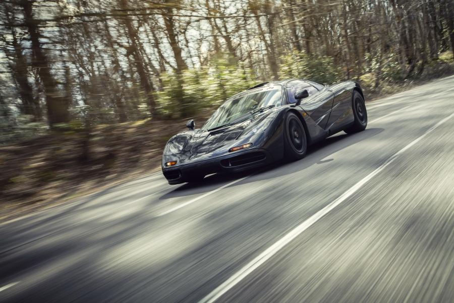 McLaren F1 poderá regressar