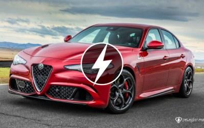 Qual o melhor? Alfa Romeo Giulia 510cv ou BMW M3 450cv