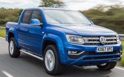 Nova Volkswagen Amarok chega em 2022
