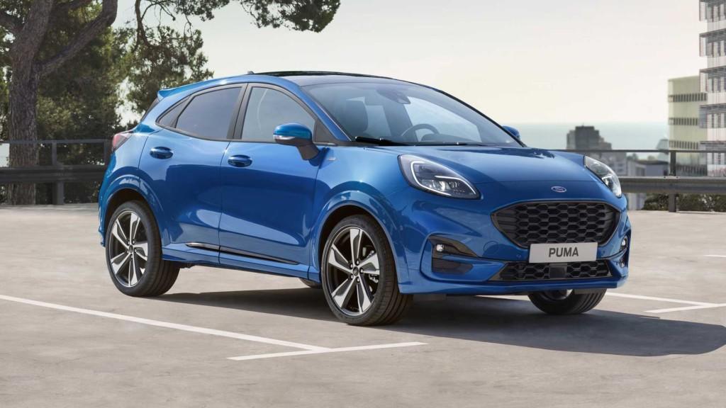 Ford Puma, um novo rugido eléctrico