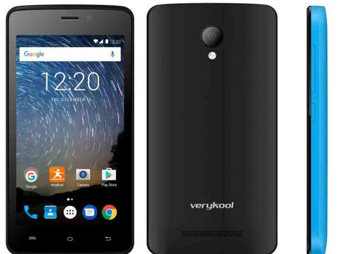 Download Stock Rom For verykool s4513 Luna II