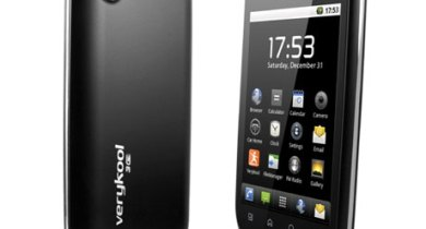 Flash Stock Rom on Verykool s735