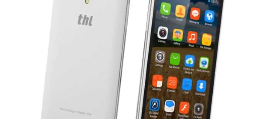 How to Flash Stock Rom on ThL T6S