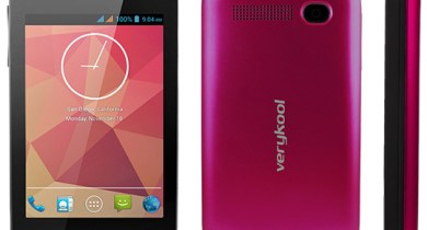 Flash Stock Rom on Verykool S353 Jasper