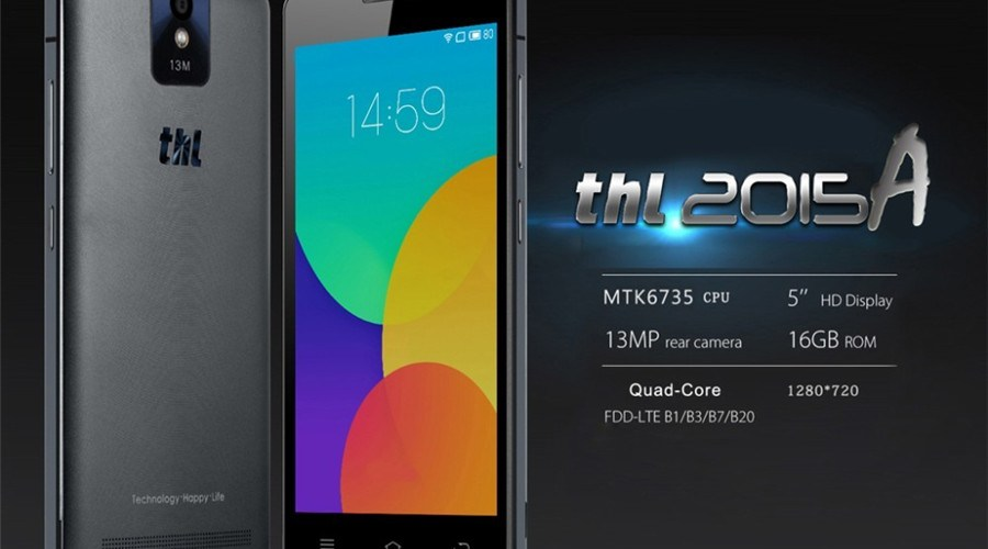 How to Flash Stock Rom on ThL 2015A 167D