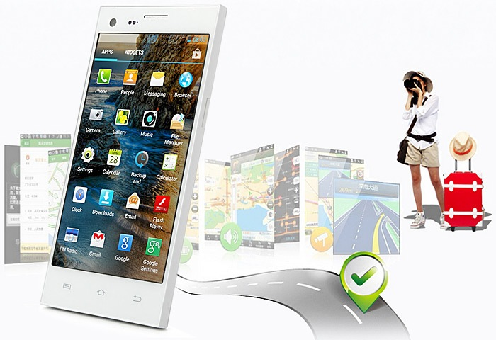 How to Flash Stock Rom on ThL_T11 159A KK FHD MT6592 - Flash