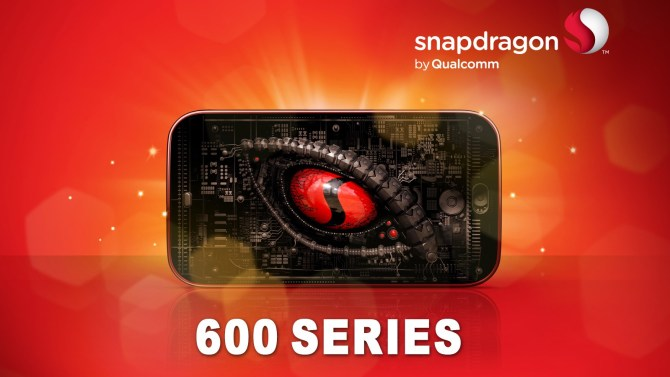 Qualcomm Snapdragon 600 Series