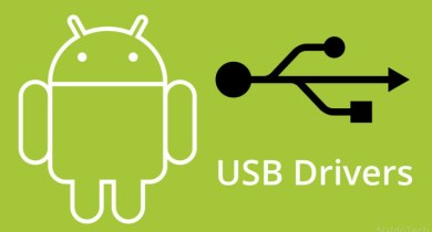 Install USB Drivers for Android Device based on CPU