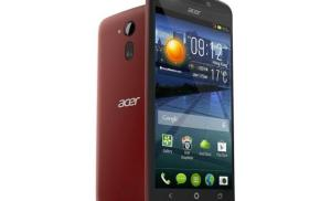How to Flash Stock Rom on Acer Liquid E700