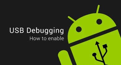 ACCESS DEVELOPER OPTIONS AND ENABLE USB DEBUGGING