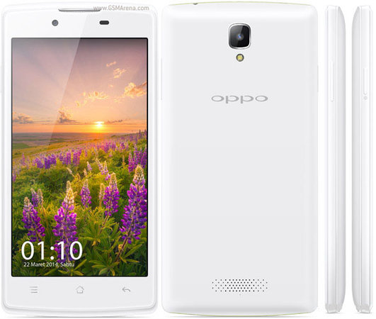 Flash Stock Rom on Oppo Neo 3 using Recovery Mode - Flash