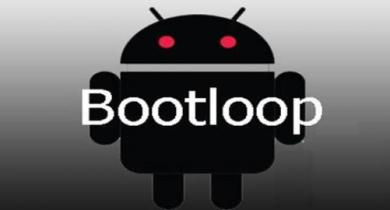 Samsung Galaxy phone stuck in Boot Loop
