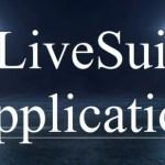Download the LiveSuit applicationDownload the LiveSuit application
