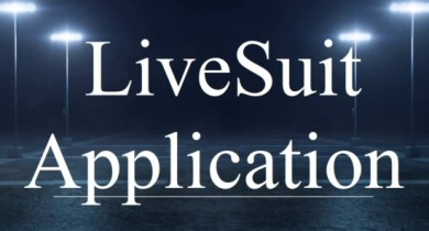 Download the LiveSuit applicationDownload the LiveSuit application