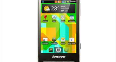 How to Flash Stock Rom on Lenovo A65 MT6573 S236