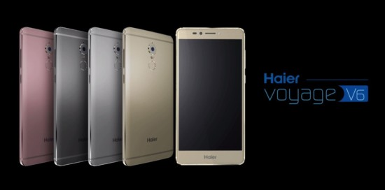 How to Flash Stock Rom onHaier Voyage V6 R2