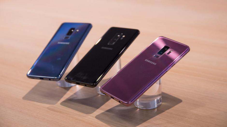 Clone] Flash Stock Rom on Samsung galaxy S9 - Flash Stock Rom