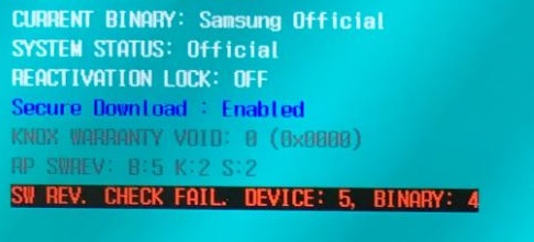 flash Stock Firmware on Samsung Galaxy