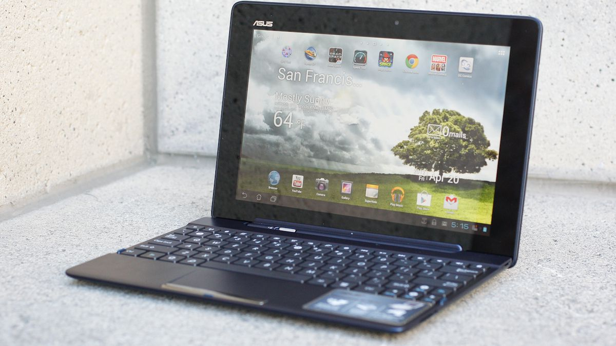 How to Flash Asus Transformer Pad TF300T Stock Firmware
