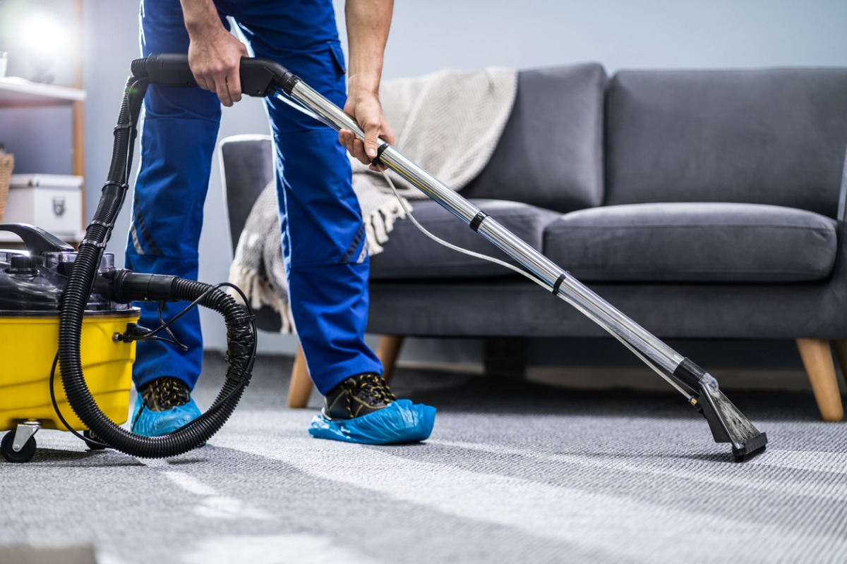 Top 5 Tips For Carpet Cleaning And Floors
