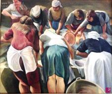 le-lavandaie