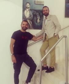 Roberto Di Costanzo e Antonio Spagnolo