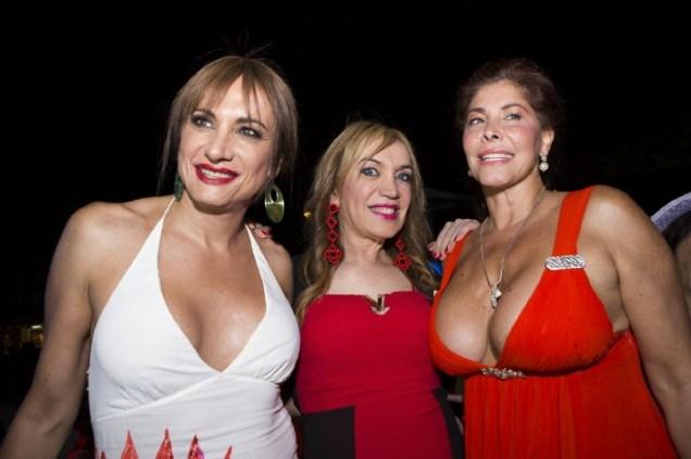 Gay Village_Vladimir Luxuria+Mara Keplero+Milly D'Abbraccio_ph Giovanna Di Lisciandro
