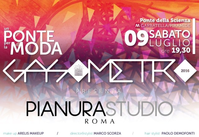 Invito Pianura Studio per Gasometro