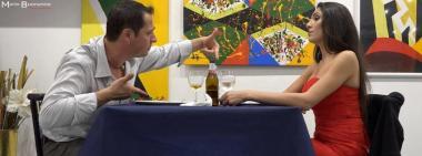 scena del corto al ristorante