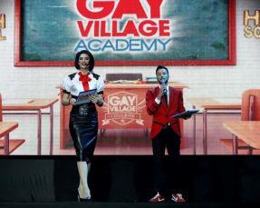 Daniel Decò e Christian Nastasi presentano Gay Village Academy 2016