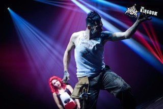 Arriva il Paranormal Circus con The Kingdom