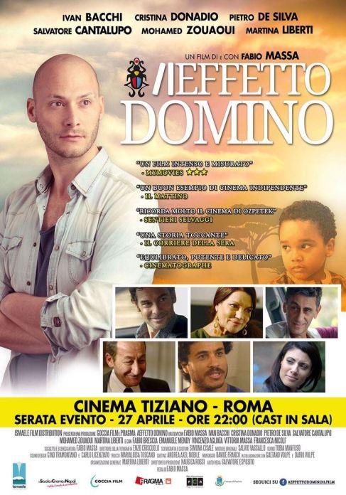 roma cinema tiziano aeffetto domino