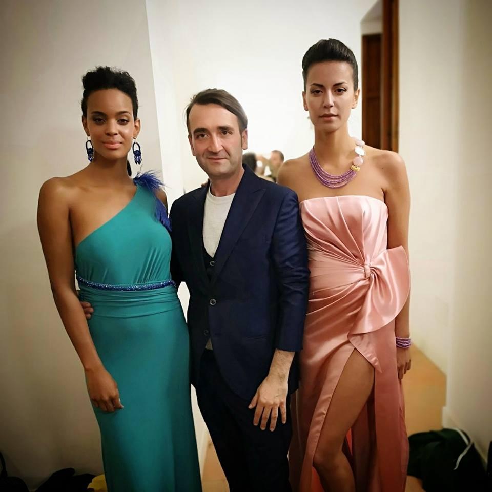 Successo per la nuova collezione Primavera-Estate 2018 Raffaele Tufano