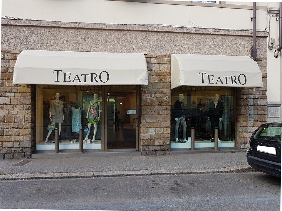 Glamour e style per Teatro Abbigliamento