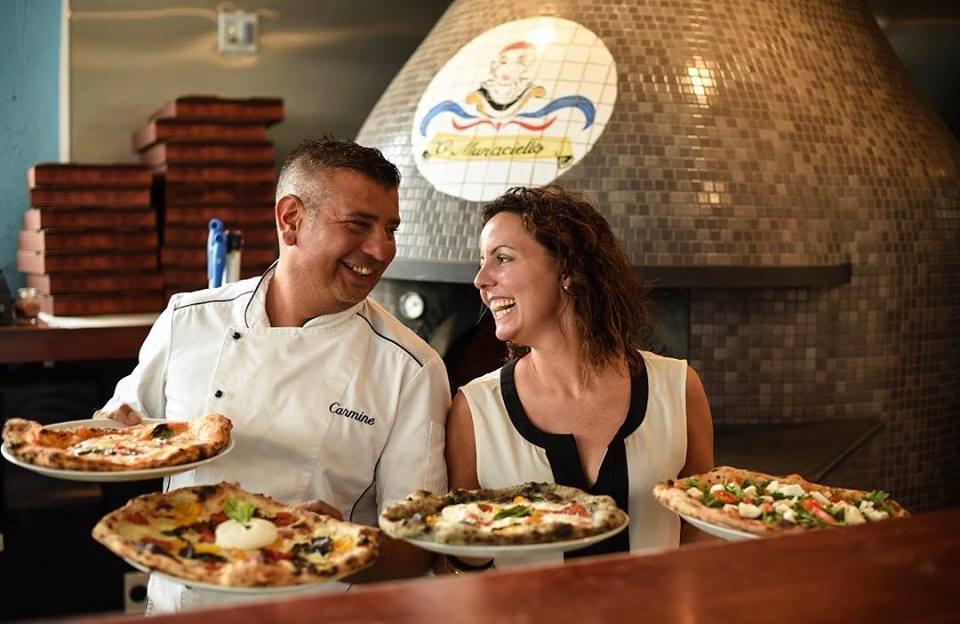 A Miami il trendy è la pizza di 'O Munaciello