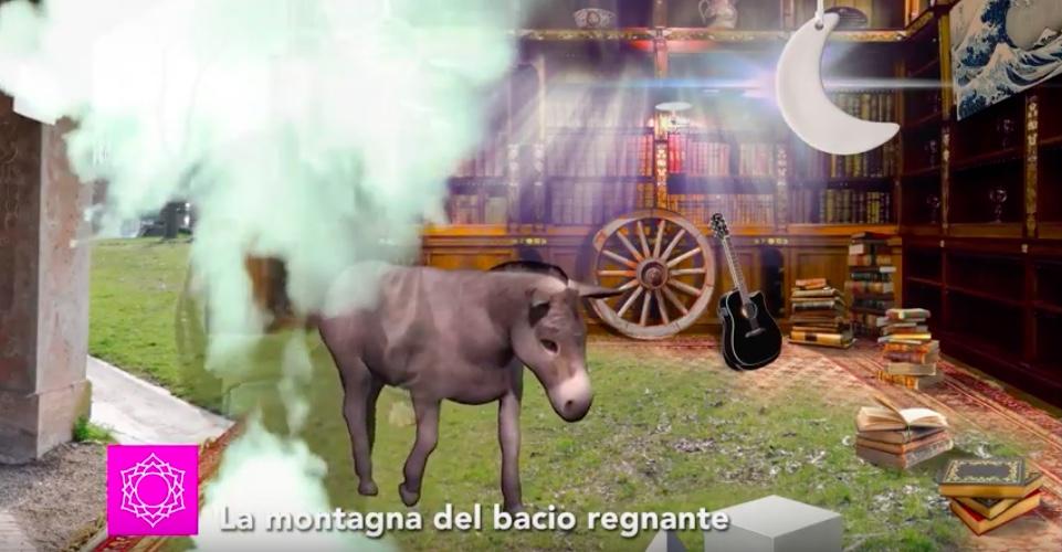 """Dal 9 settembre è online il teaser di """"IL CAVALIERE DEGLI ASINI VOLANTI"""" di Luca Bonaffini"""