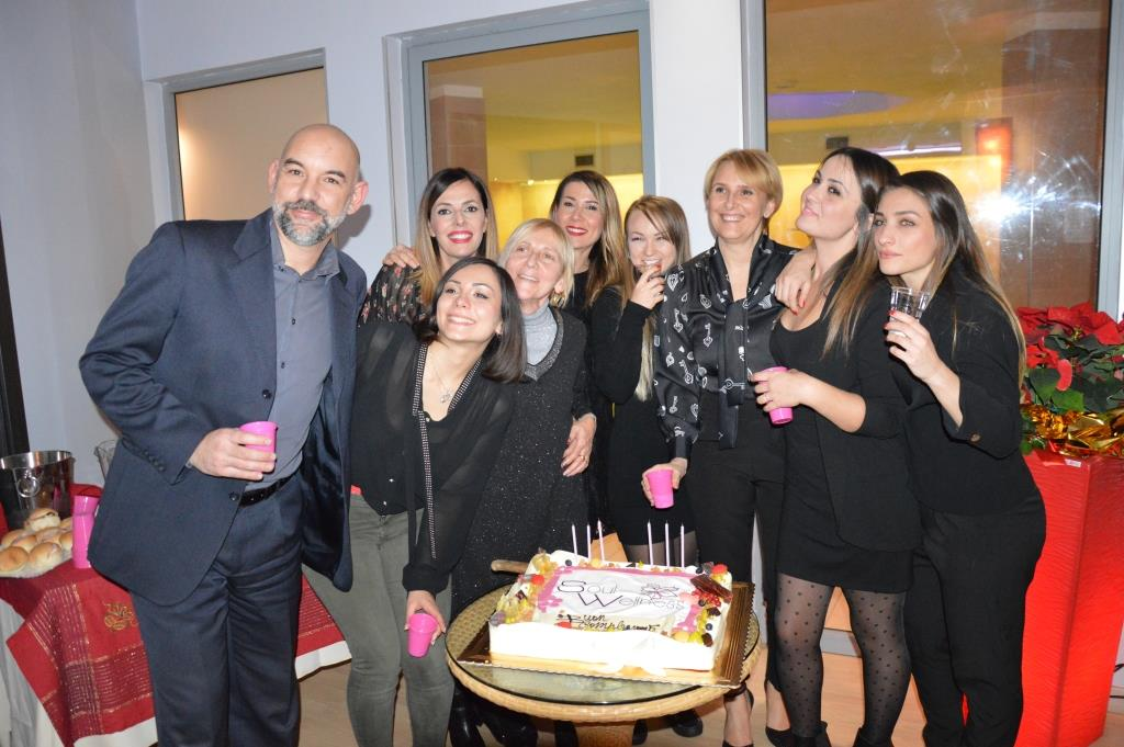 "Happy Bithday ""Soul Wellness"" Benessere e Relax"