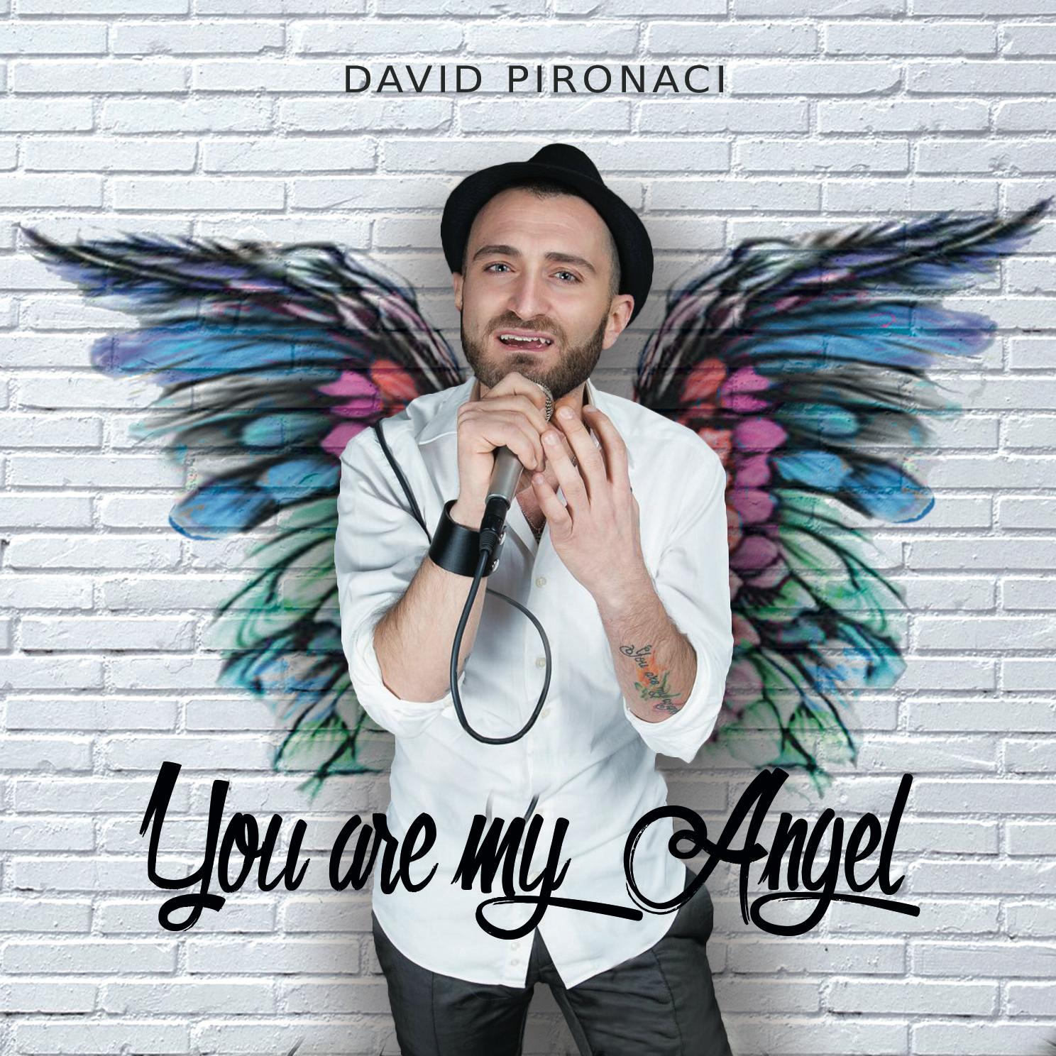 David Pironaci, giudice di All Together Now, esce con il suo nuovo singolo