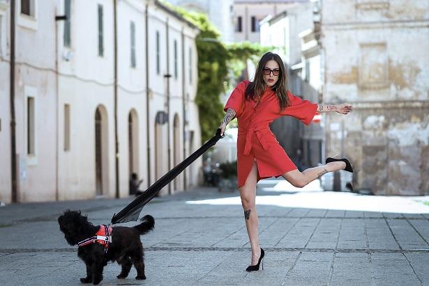 una lezione di style dalla Sardegna
