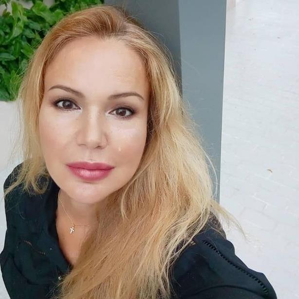 Jeannette Rodriguez di Topazio e La Signora in Rosa vuole vivere in Italia per pochi mesi
