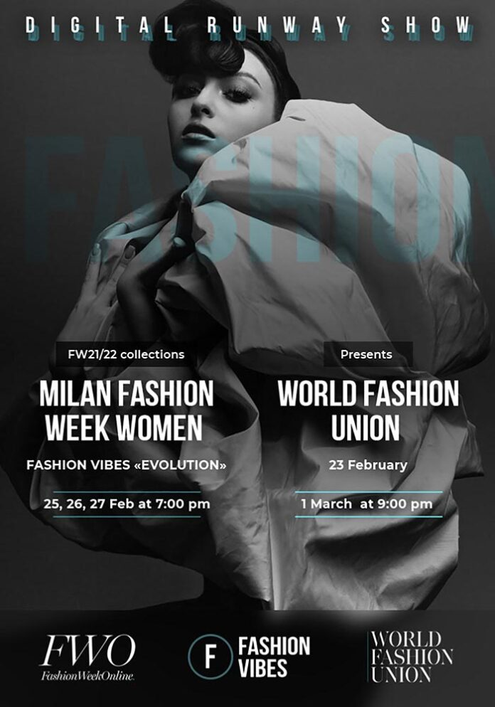 World Fashion Union chiude le sfilate della MFW Woman's 2021